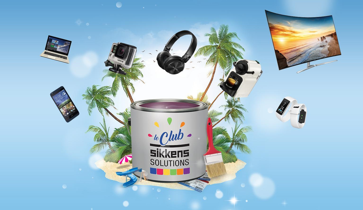 Le Club Sikkens Solutions